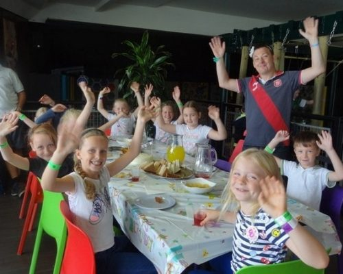 Children's Birthday Parties at RockReef