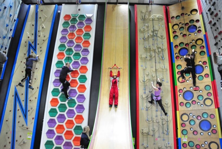 climbing centre bournemouth