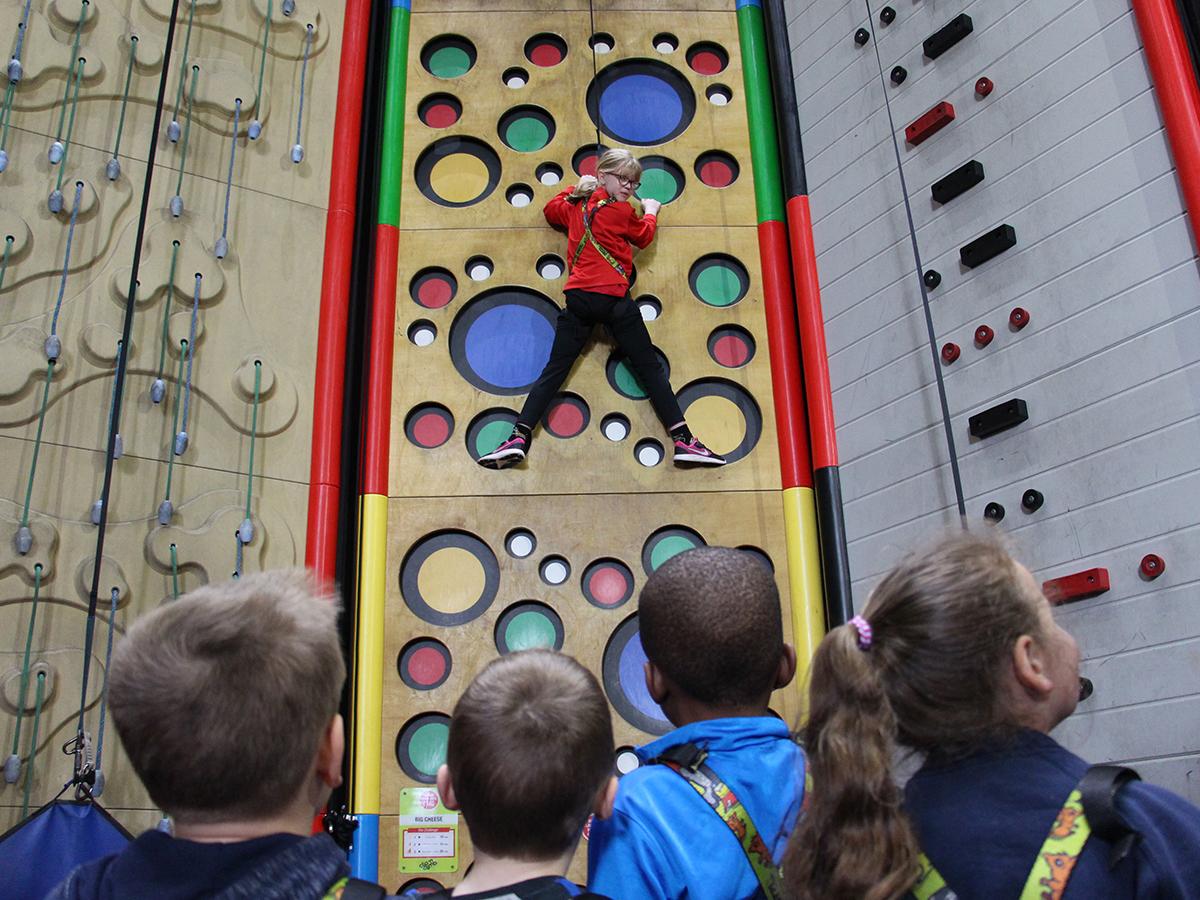 Schools Curriculum Climbers 4