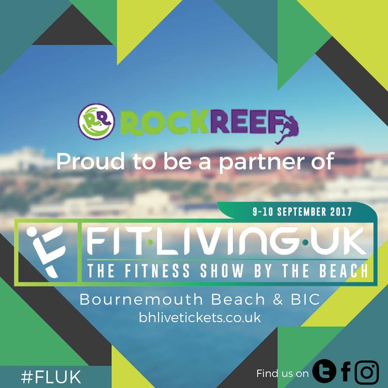 RockReef Partner of Fit Living UK