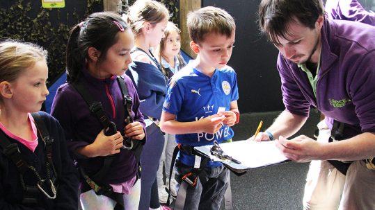 curriculum Climbers schools programme