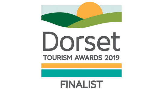 Dorset Tourism Award Finalist for Active and Sporting Experience of the Year!