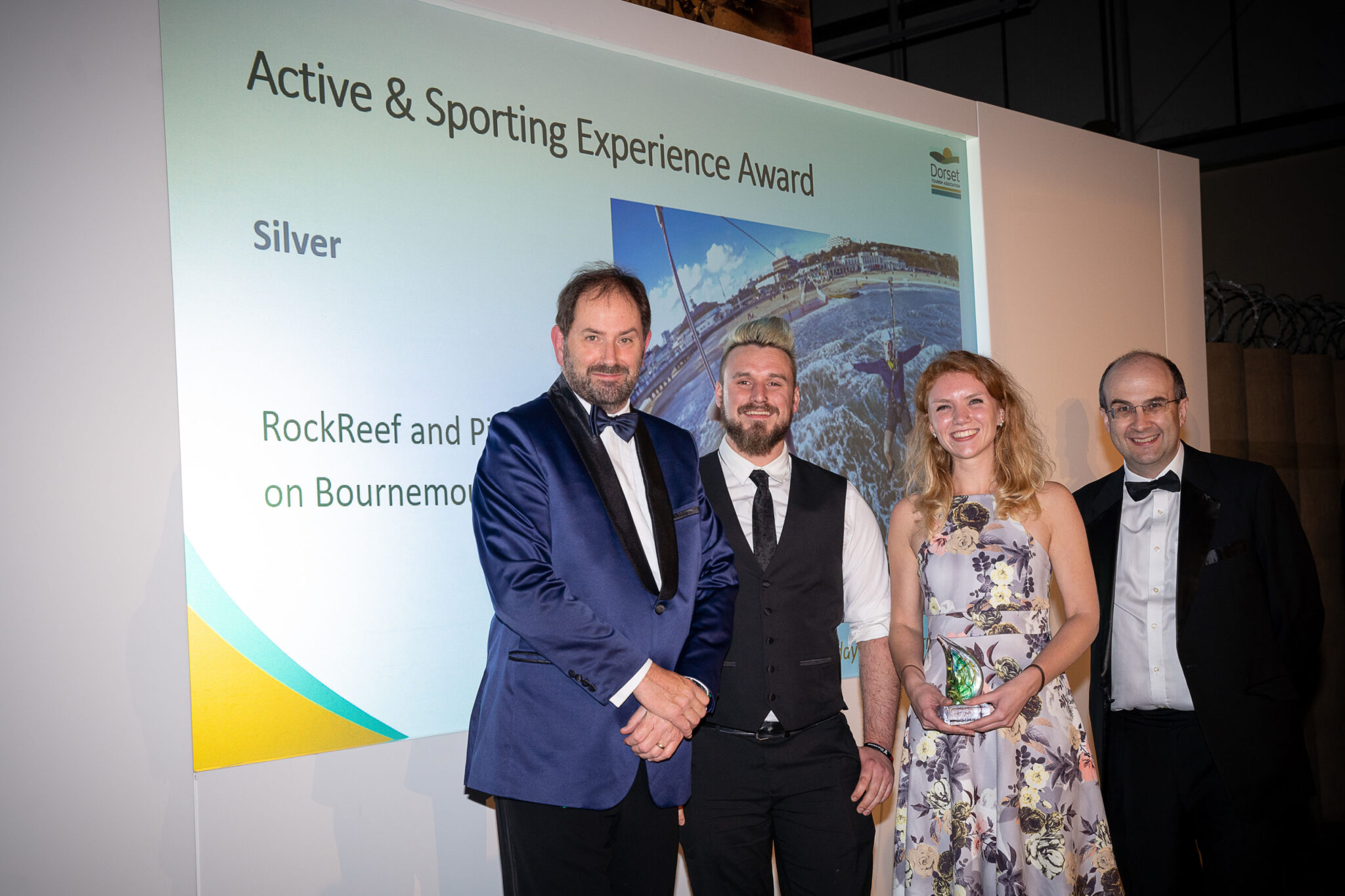 Dorset Tourism Awards Silver Award 2019