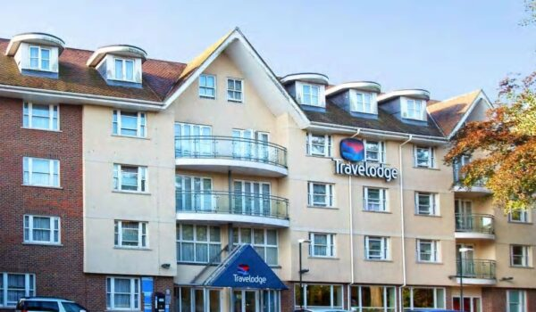 Local Hotel - Bournemouth Travelodge