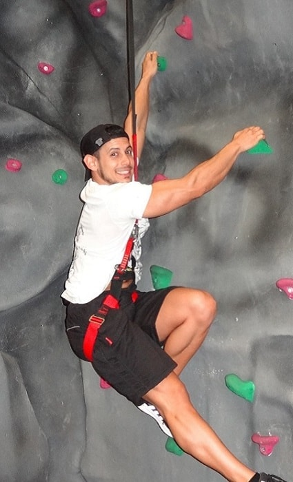 Real Rock Wall Challenge