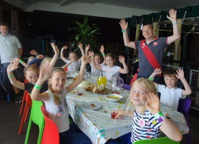 Childrens birthday party in Bournemouth