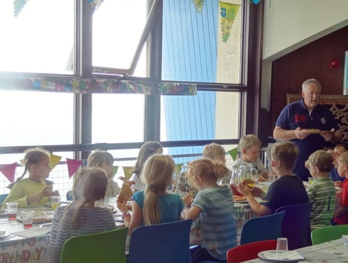 Children's parties at RockReef