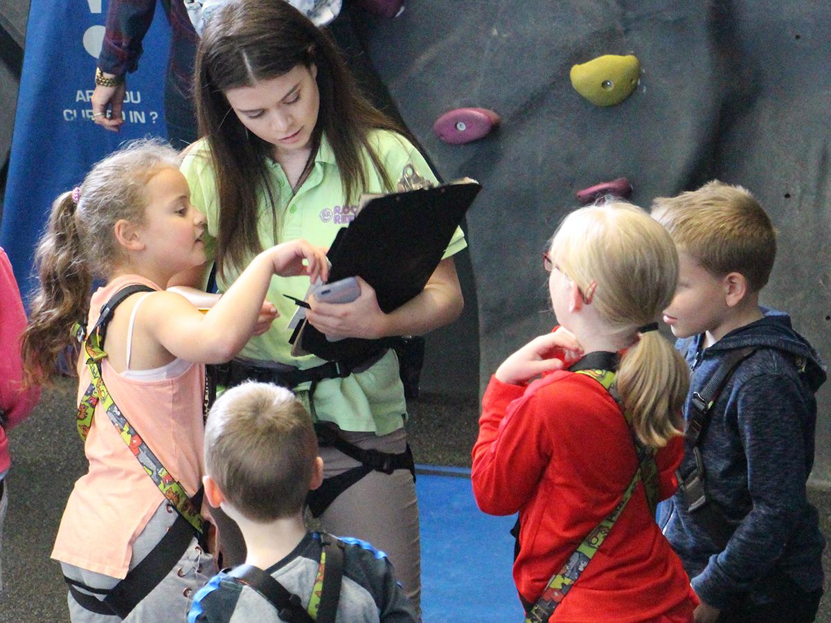 Schools Curriculum Climbers 3