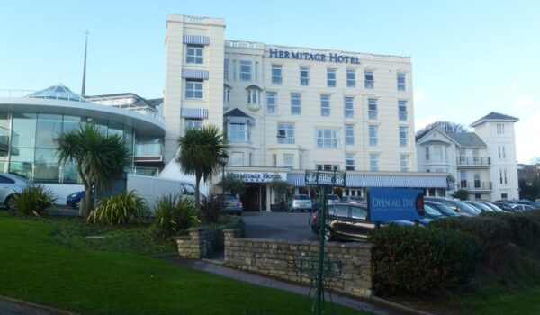 Local Hotel - The Hermitage Hotel Bournemouth