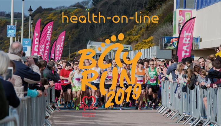 Local Event - Health-on-Line Bournemouth Bay Run